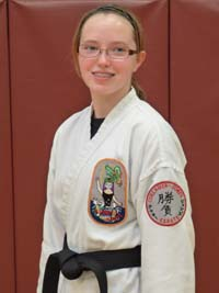 Sensei Margaret Graney
