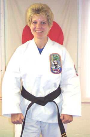 Sensei Annette Lockamyeir