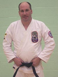 Sensei Rob Jacob