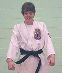 Sensei Christine Nickerson