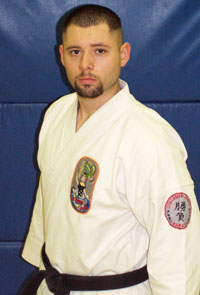 Sensei Angel Garcia Jr.