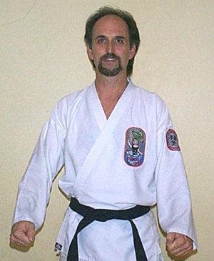Sensei Tony Gilbert