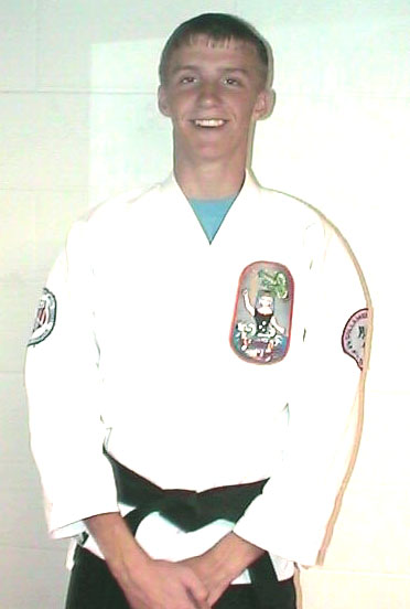Sensei Chris Hill