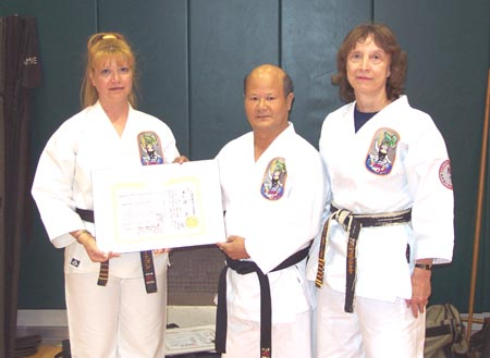 Instructor Tammy Genagon