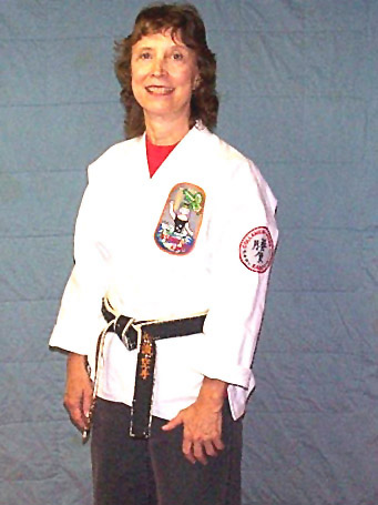 Shihan Cyndy Jones