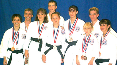 JUNIOR OLYMPIC TEAM